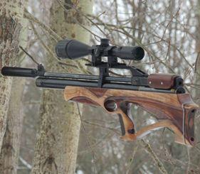 PCP винтовки Hatsan