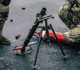 Пиротехника, гранатомёты и миномёты в страйкболе