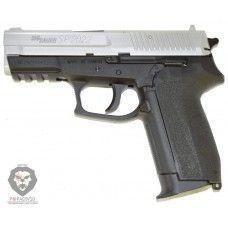 Пневматический пистолет Swiss Arms SIG SP2022 Dual tone (пластик)