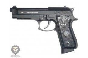 Пневматический пистолет Borner KMB 15 (Беретта 92)