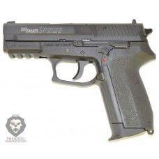 Пневматический пистолет Swiss Arms SIG SP2022 Black (пластик)
