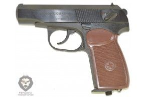Пневматический пистолет Baikal МР 654К ПММ