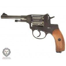 Пневматический пистолет Gletcher NGT R (наган, пулевой)