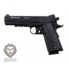 Пневматический пистолет Gletcher SS GSR (Colt)