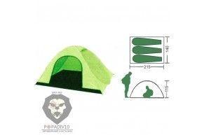 Палатка туристическая Remington 3-местная (215*140*115), шт