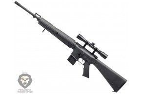 Пневматическая винтовка Crosman MTR77 NP (прицел 4x32)