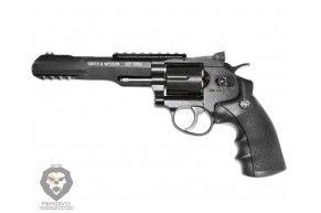 Пневматический револьвер Umarex S&W Military&Police 327 TRR8