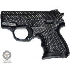 Сигнальный пистолет Zoraki Stalker 906M Карбон