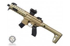 Пневматическая винтовка Sig Sauer MPX FDE-R