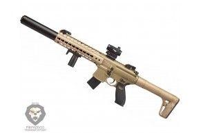 Пневматическая винтовка Sig Sauer MCX FDE-R