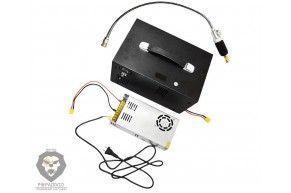 Портативный электрический компрессор ВД Patriot 1.2 кВт