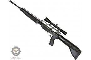 Пневматическая винтовка Kral Puncher One PCP (4.5 мм, прицел 3-9x40)