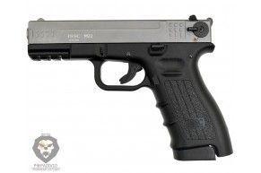Охолощенный пистолет Глок К-17 СО Курс-С (Glock 17, пепельный)