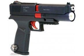 Пневматический пистолет Кампо Урал ППК-17-1 (PCP, 5.5 мм)