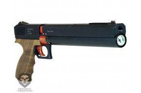Пневматический пистолет Кампо Урал ППК-17-2 PCP (дерево, 5.5 мм)