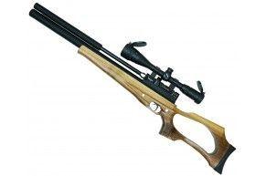 Пневматическая винтовка Jager SPR Карабин (470, редуктор, 6.35 мм)