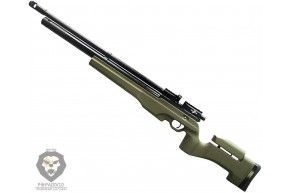 Пневматическая винтовка Ataman M2R Tactical Carbine Type 1 236/RB (6.35 мм, PCP, зеленая)