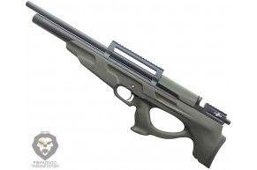 Пневматическая винтовка Ataman M2R BullPup 836/RB (6.35 мм, зеленая, PCP)