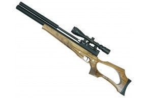 Пневматическая винтовка Jager SP 5.5 мм (Карабин, 450 мм, чок)