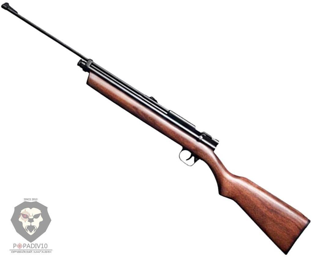 Пневматическая винтовка Crosman 1760EU (дерево)