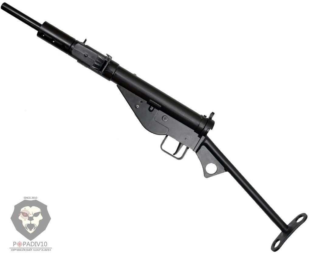 Макет пистолета-пулемета Denix D7/1148 Sten Mark II (ММГ)