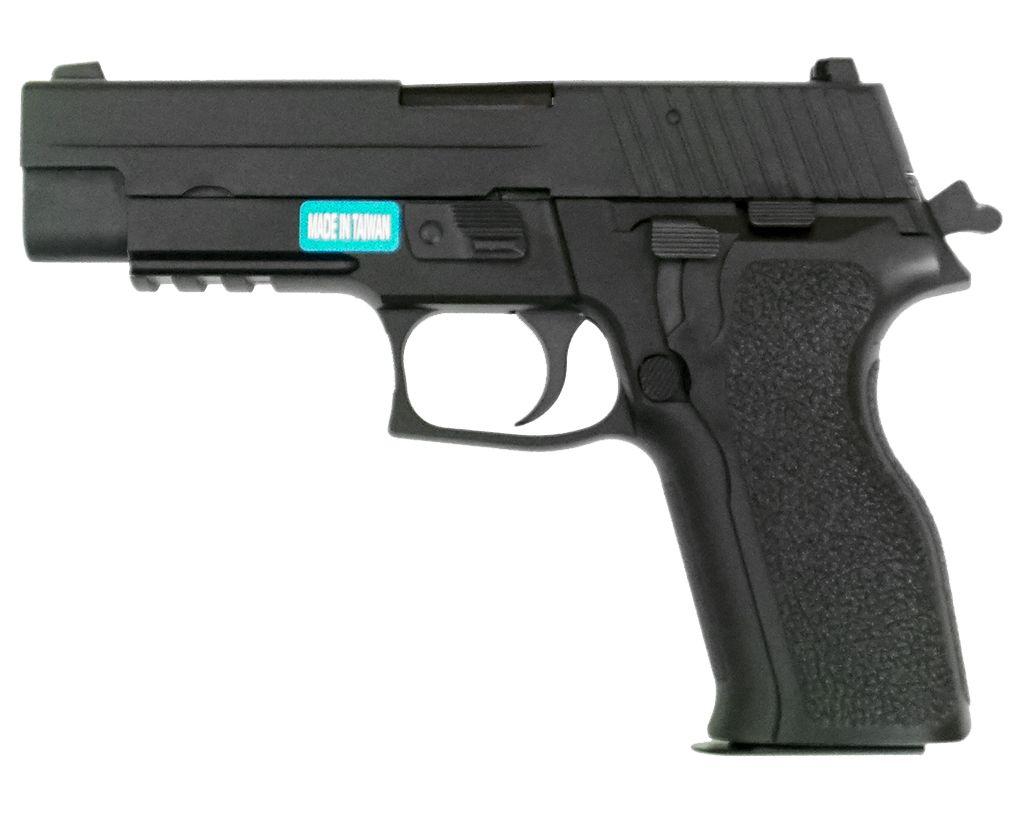 Страйкбольный пистолет WE Sig Sauer P-226 (Blowback)