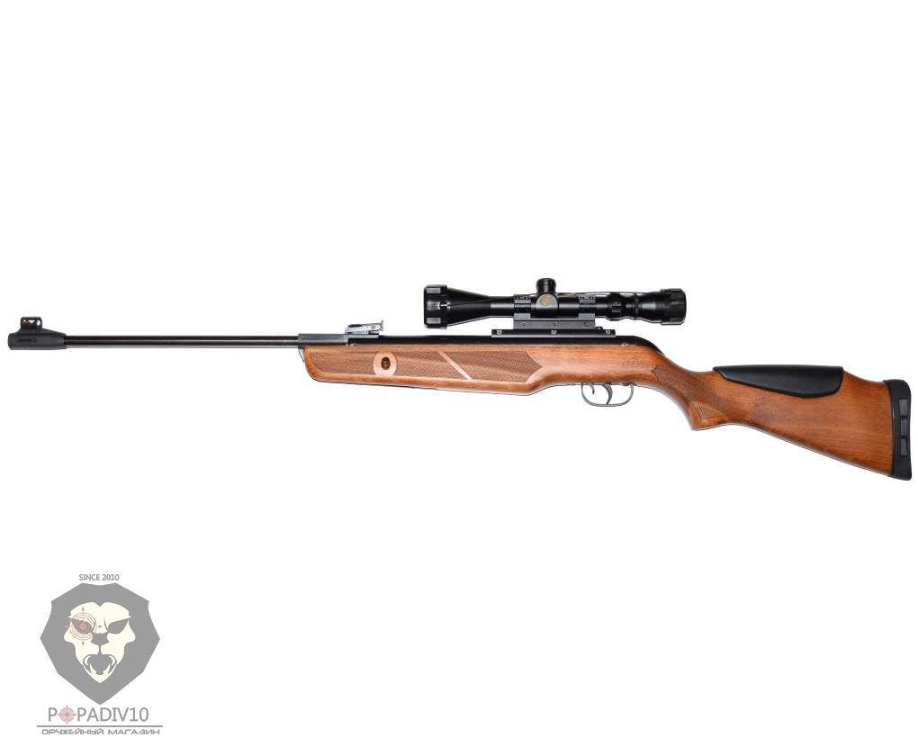 Пневматическая винтовка Gamo Hunter DX Combo (прицел 3-9х40WR)