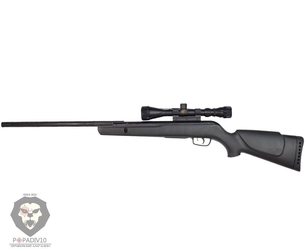 Пневматическая винтовка Gamo Shadow Sport (оптический прицел 3-9х40 WR)